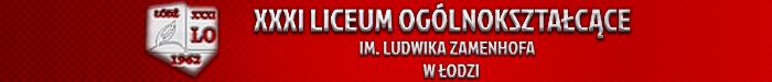 XXXI LO w Łodzi